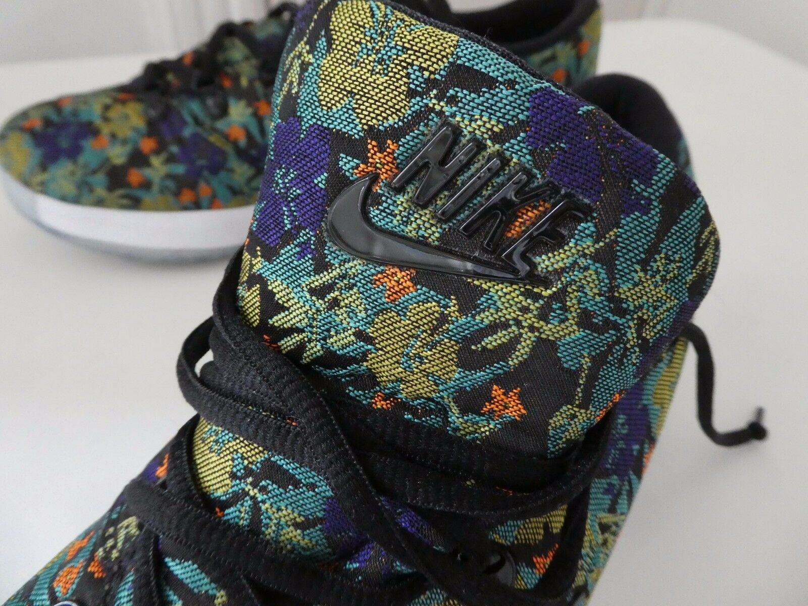 Nike Kevin Durant Limited Edition KD 6 Floral, Size US 9 Eur 42.5, 652120-900