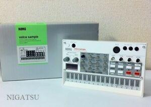 NEW-KORG-digital-sample-sequencer-volca-sample-Vu-oruka-samples-from-JAPAN
