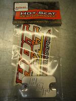 Hot Seat Billet Aluminum Master Cylinder Cover Polaris Atv Snowmobile 1989-1999