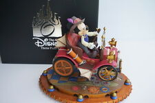 DISNEY PARKS MICKEY MOUSE MAIN STREET CAR STEAMPUNK MECHANICAL KINGDOM FIGURINE