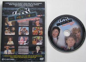 FAST-FORWARD-FUNNIEST-TV-SEND-UPS-VOLUME-1-ALL-REGION-DVD