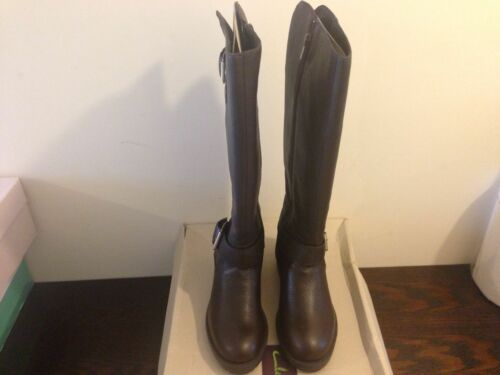 para cuero 170 mujer Gtx marrón Clarks Rrp Reunite £ 4 impermeables de Uk oscuro Hi Botas xYBRzpAqq