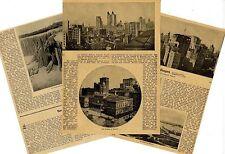 The biggest deal * Neuyork für 60 Goldgulden + 12 Lederhosen * Bilddokument 1907