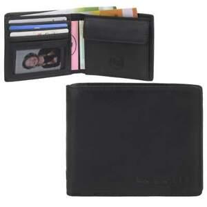 Geldbörsen & Etuis Bugatti Primo Coin Wallet 4cc Geldbörse Portemonnaie Neu Herren Schwarz Black Kleidung & Accessoires