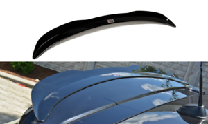 Spoiler Extension Cap Wing Vauxhall Opel Astra H Vxr 2005