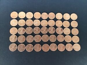 Lot of 20 Standing Liberty 1oz .999 Fine Copper Coin Doomsday Trade Bug Out Bags