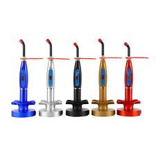 Dental Wireless Cordless LED Cure Curing Light Lamp 2000mw Tool EU Plug