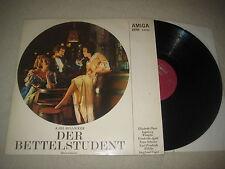 Karl Millöcker - Der Bettelstudent    Vinyl  LP Amiga stereo 1969