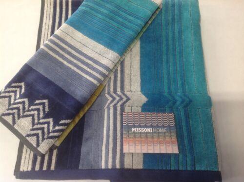 Asciugamani bagno Missoni Sunday Two Towels Missoni Home Sunday cotton 100/%