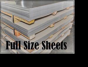 Full Mild Steel Sheet Plate 1mm 1 5mm 2mm 3mm Thickness Fabrication Welding Ebay
