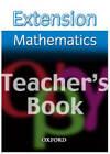 Extension Maths: Teacher's Book by Tony Gardiner (Spiral bound, 2007)