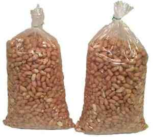 2-4-LB-BAG-OF-RAW-INSHELL-VA-RED-SKIN-PEANUTS-READY-2-EAT-OR-COOK-AS-YOU-PLEASE