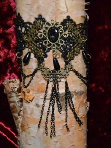 Witchcraft Gothic Gorgeous Upper Arm Bracelet Pagan Wiccan