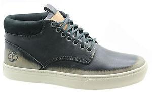 Details zu Timberland Adventure 2.0 Cupsole Chukka Mens Shoes Metallic Black 2257B Z10A