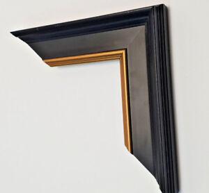Mah Goldline Wood Picture Framing Frame Moulding 53 X 31mm