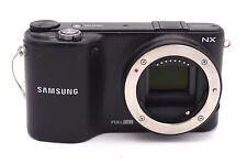 Samsung NX NX2000 20.3MP Digital Camera - Black (Body Only)