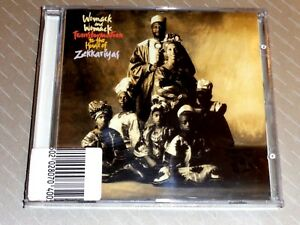 WOMACK & WOMACK  -  TRANSFORMATION TO THE HOUSE OF ZEKKARIYAS  -  CD 1993 NUOVO
