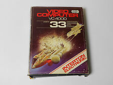 Interton VC4000 Cassette 33 / Super Invaders