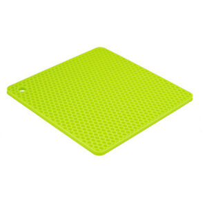 Image Is Loading Pot Holder Hot Pad Kitchen Mat Silicone Heat