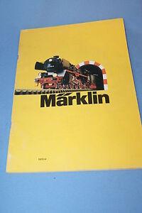 Marklin-Katalogue-1973-NL