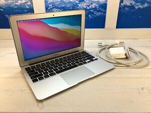 "Apple MacBook Air 2015 11"" Laptop 128GB SSD 1.6GHz 4GB RAM A1465 45 cycles"