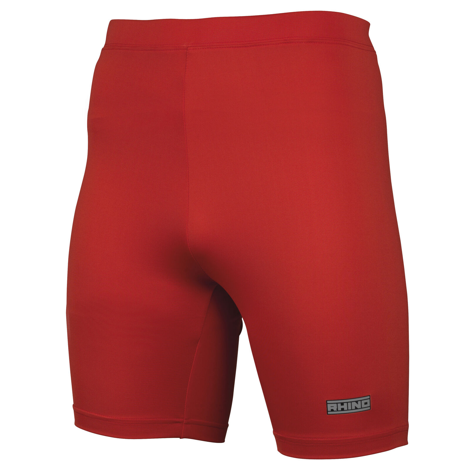 RW1278 Rhino Mens Sports Base Layer Cycle Shorts 14 Colours Sizes XS-2XL