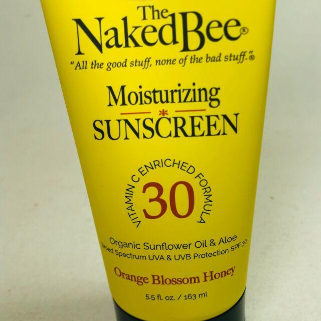 Amazon.com: Naked Bee Orange Blossom Honey Sun Kit SPF 30