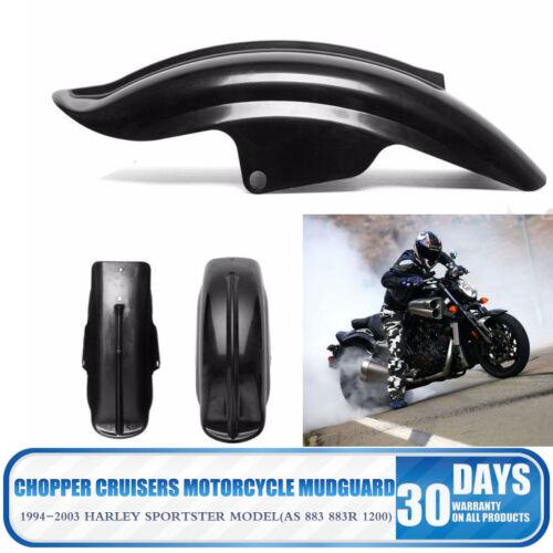 Motorcycle Rear Fender Mudguard For Harley Sportster Bobber Chopper Cafe Racer