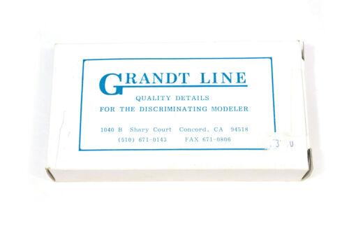ungeöffnet Grandt Line 3101 Spur 0 Bausatz Mienenwagen
