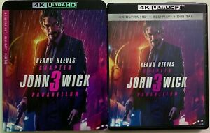 JOHN-WICK-CHAPTER-3-PARABELLUM-4K-ULTRA-HD-BLU-RAY-2-DISC-SET-SLIPCOVER-SLEEVE