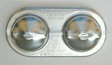 Gm Chrome Master Cylinder Cover Oval Fits Chevy Pontiac Olds Amp Buick