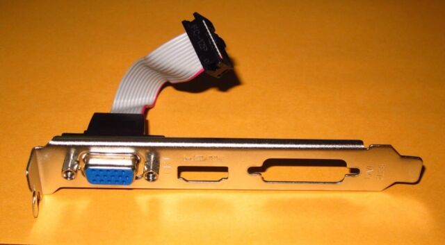 MSI full size VGA slot Bracket Cover