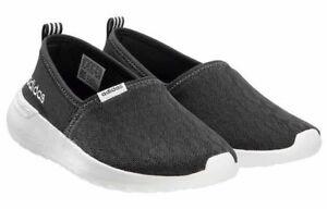new product 7840d 4e1bb La imagen se está cargando Adidas-para-Dama-Blanco-y-Negro-Cf-Lite-