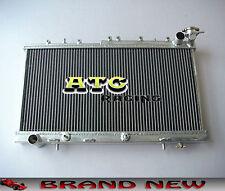 ALL ALUMINUM RADIATOR FOR 1991-1999 Nissan Sentra 200SX SR20DE 2.0L L4 Engine