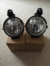 Bmw Mini Mk 2 Cooper/Cooper S/Clubman/Roadster/ Countryman 1 Pair Of Fog Lights
