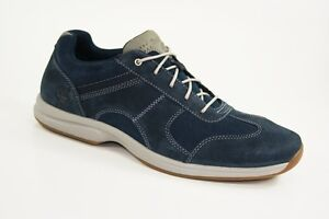 TIMBERLAND-Hulls-Cove-Baskets-Chaussures-a-Lacets-Basses-hommes-chaussures-Neuf