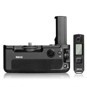 Details about Meike MK-A9 Pro Battery Grip con Telecomando Wireless per  Sony A9 A7R III