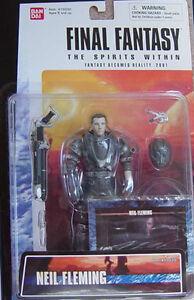 Final-Fantasy-Neil-Fleming-The-Spirits-Within-Action-Figure-NIB-Bandai-NIP-2000