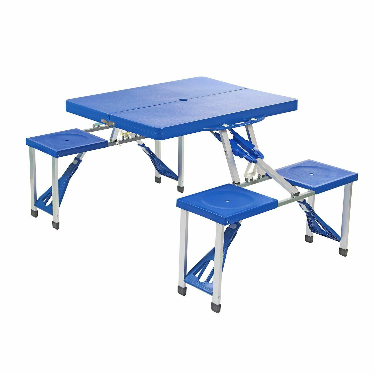 Portable Folding Camping Picnic Table Party Outdoor Garden Grill Stühle