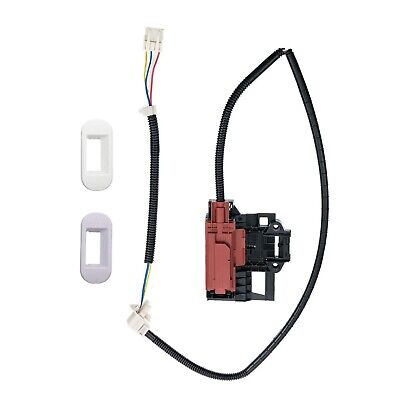 Lid Lock Latch Switch Assembly fits Amana NTW4501-NTW4750 Washing Machine Models