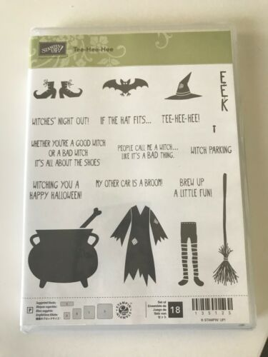 STAMPIN UP Rare and Retired Clear mount sets YOU PICK