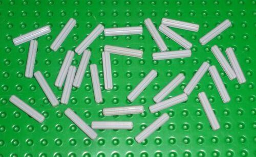 Lego-Technic-gris clair bleuté-Essieu 3-x 100 4519 tk159