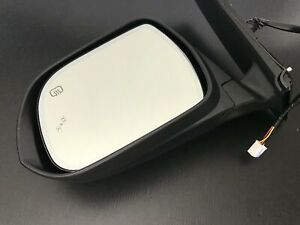 For TOYOTA SIENNA 2011-2019 OEM Factory side view mirror glass Driver LEFT