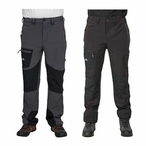 Trespass-Passcode-Mens-Mosquito-Repellent-Walking-Trousers-Hiking-Pants