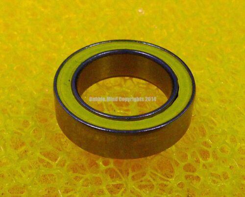 440c CERAMIC Stainless Steel Bearing 10x26x8 mm S6000-2RS ABEC-5 2 PCS
