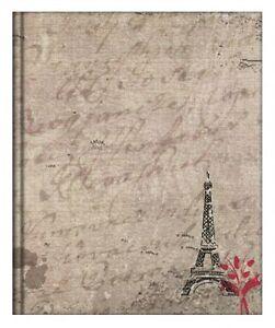 """Schreibmappe A4 mit Klemmbrett  Konferenzmappe   """"La vie à Paris"""""""