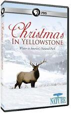 Nature: Christmas In Yellowstone (2015, DVD NEUF)