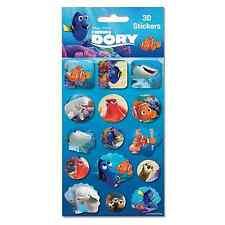 Disney Pixar Finding Dory 3D Single Sticker Sheet Nemo Sticky Pictures Movie TV