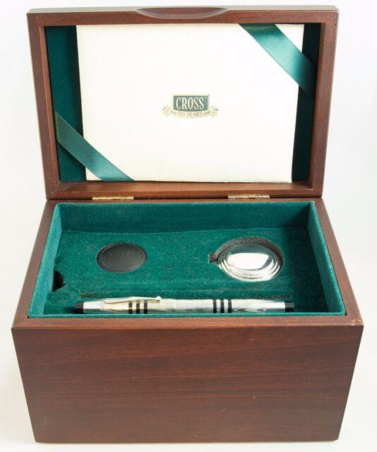 Cross 150 anniversary sterling silver fountain pen