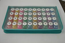Cutting Edge Alphabet Paper Punch Set Letters and Punctuation 40 Punches hashtag